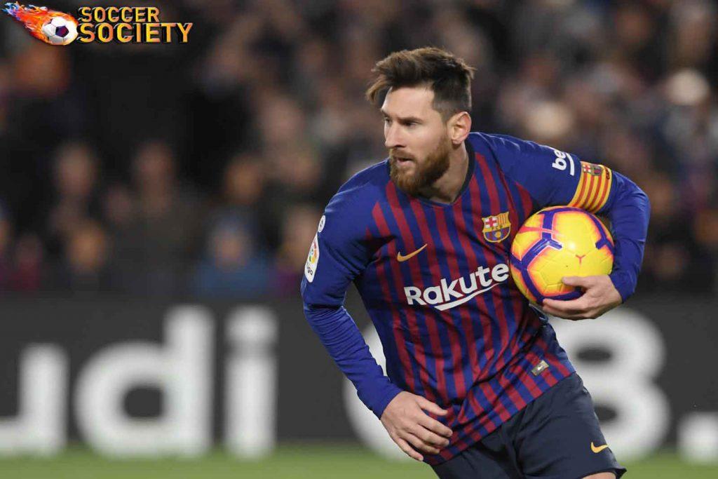 Messi Leonel ลิโอเนล เมสซี่